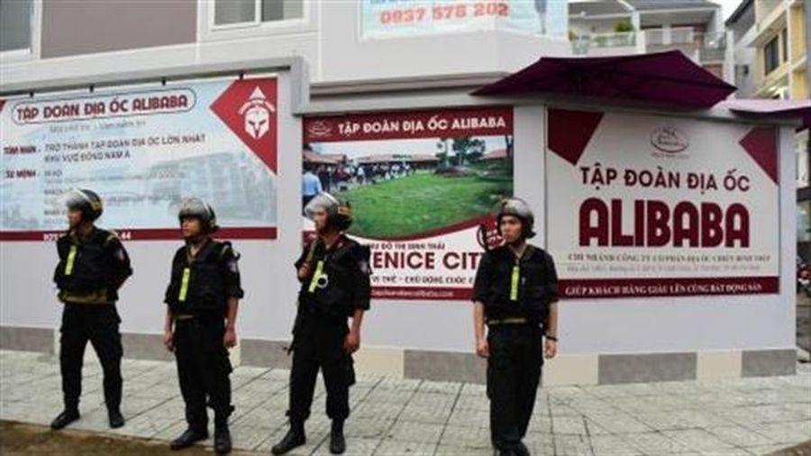 Bắt giam giám đốc nhận của địa ốc Alibaba 27 tỉ đồng