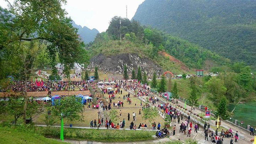Hà Quảng chú trọng phát triển du lịch về nguồn