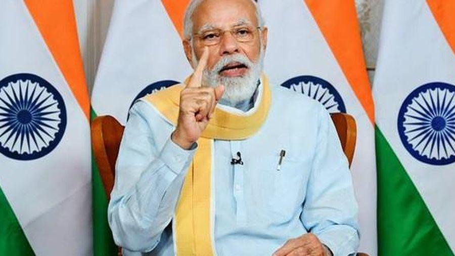 Thủ tướng Ấn Độ 'gửi cảnh báo thép tới Trung Quốc'