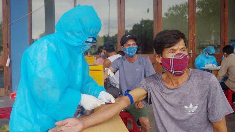 TT-Huế cách ly tập trung thêm người vê từ Quảng Trị, thành phố Hải Dương