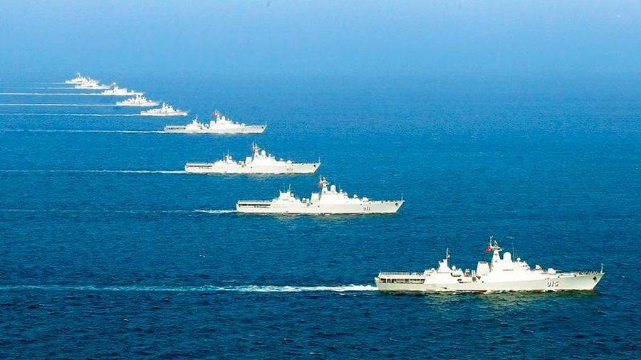 Sự phát triển vượt bậc của Hải quân Việt Nam nhìn từ Lữ đoàn 162
