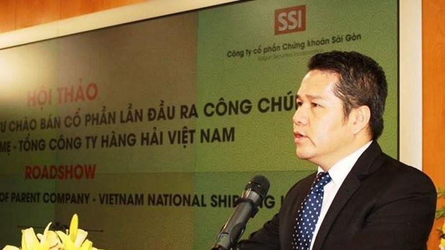 VIMC 'thay da đổi thịt' thế nào dưới tay ông Nguyễn Cảnh Tĩnh?