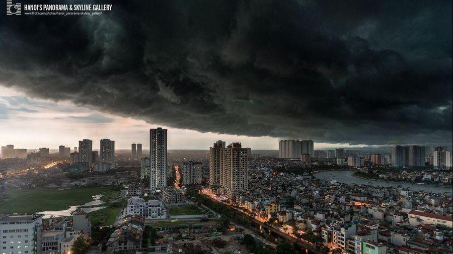 Dự báo thời tiết đêm nay và ngày mai 16/8: Cảnh báo mưa dông, lốc, sét, gió giật mạnh ở Bắc Bộ, Tây Nguyên và Nam Bộ
