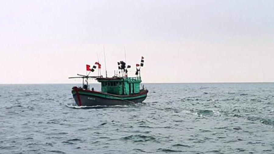 Ngư dân mất tích bí ẩn khi đi đánh cá trên biển