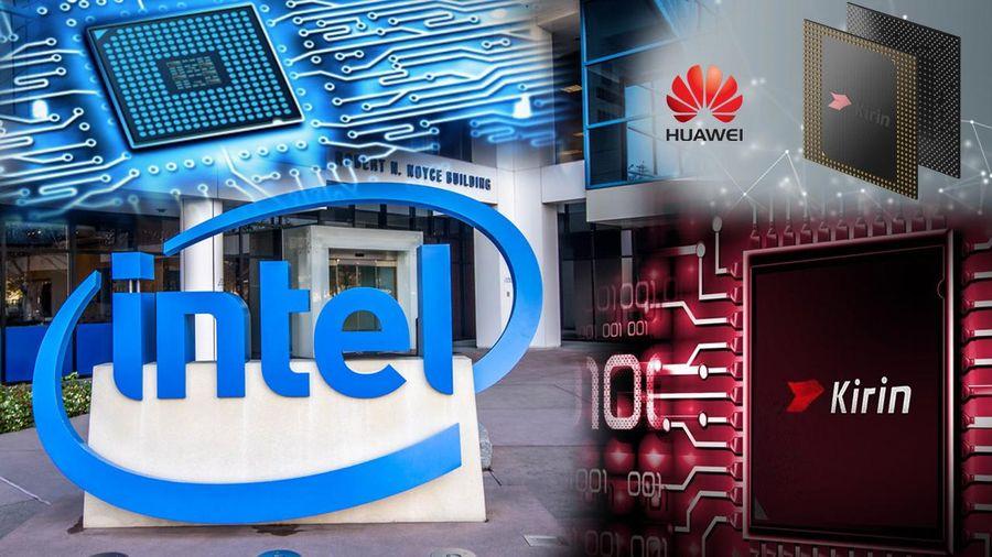 Intel thoái vị, Huawei từ bỏ 'linh hồn Kirin'