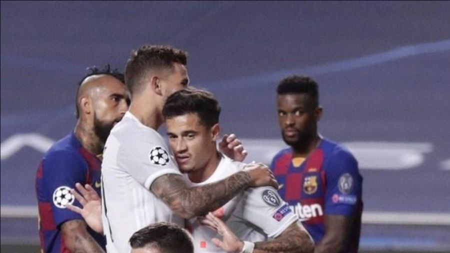 Barca thêm xấu hổ, dễ mất bộn tiền cho Liverpool vì Coutinho