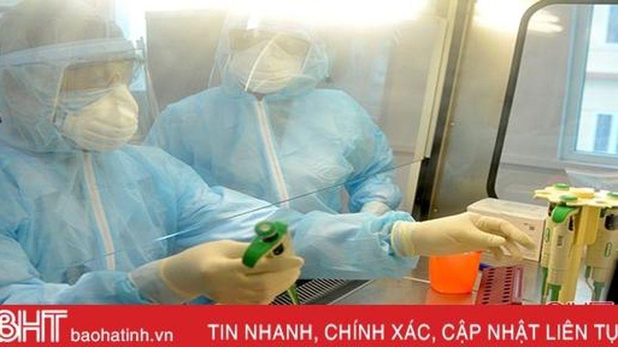 Hành khách đi từ Đà Nẵng về thị xã Hồng Lĩnh có kết quả âm tính với SARS-CoV-2