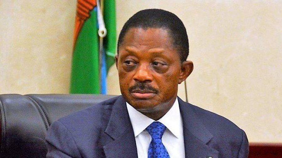 Guinea Xích đạo: Chính phủ của Thủ tướng Pascual Obama Asue từ chức