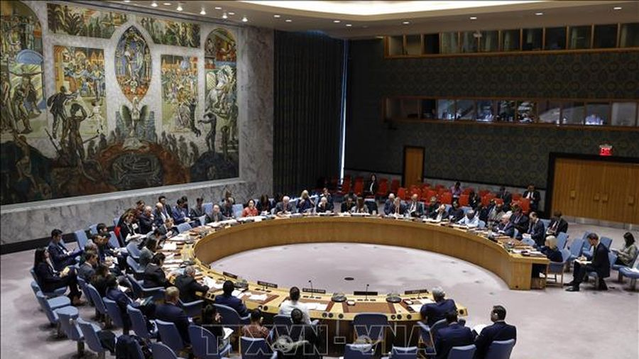 HĐBA bác nghị quyết gia hạn lệnh cấm vũ khí đối với Iran