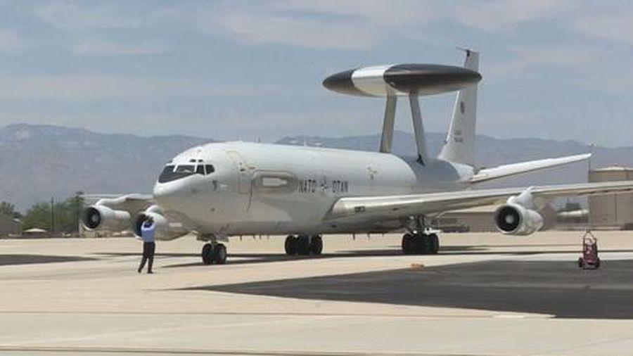 NATO cố gắng thay thế phi đội AWACS lạc hậu