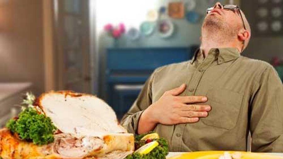 6 loại thực phẩm kiêng kị, cố tình ăn vào buổi tối dễ khiến lá gan 'nhàu nát', gây hại khó lường