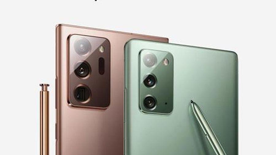 Những tính năng mới trên bút S Pen của Samsung Galaxy Note 20