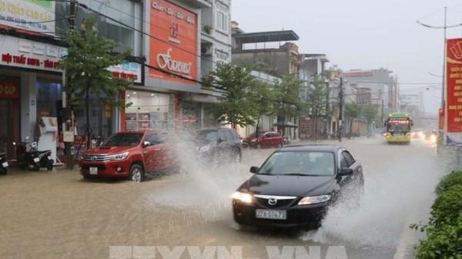 Dự báo thời tiết ngày mai 16/8: Bắc Bộ có nơi mưa vừa, có nơi mưa rất to