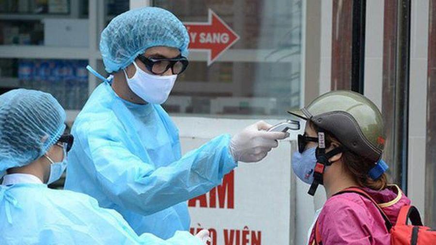 TP.HCM cảnh báo sau ca bệnh 912 mắc COVID-19 là người Trung Quốc nhập cảnh trái phép