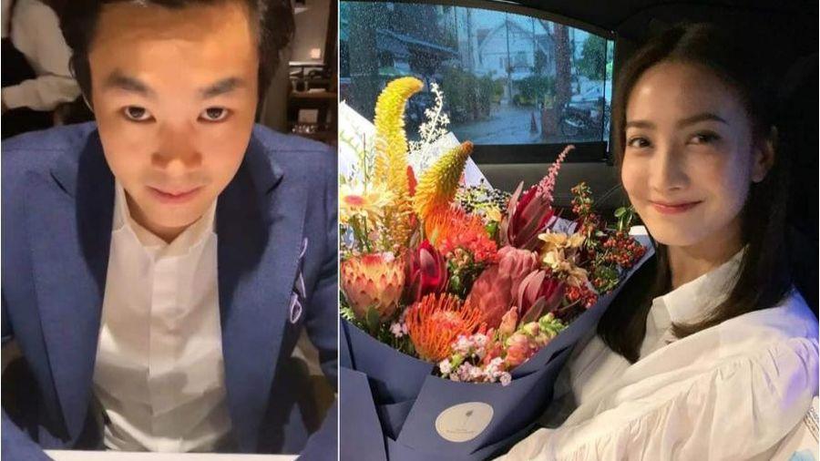 Tình trong như đã mặt ngoài còn e: Taew Natapohn công khai hẹn hò thân mật cùng bạn trai đại gia mới