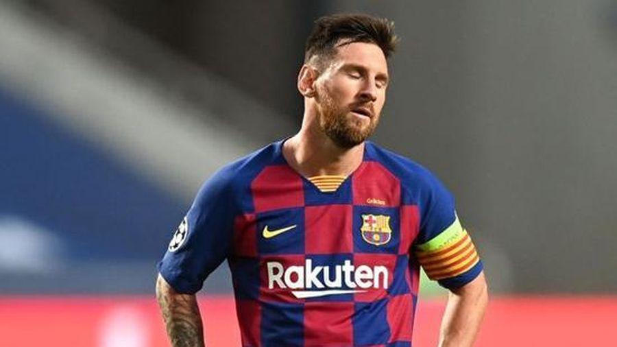 Messi bị anti-fan chế giễu sau thất bại thảm hại trước Bayern