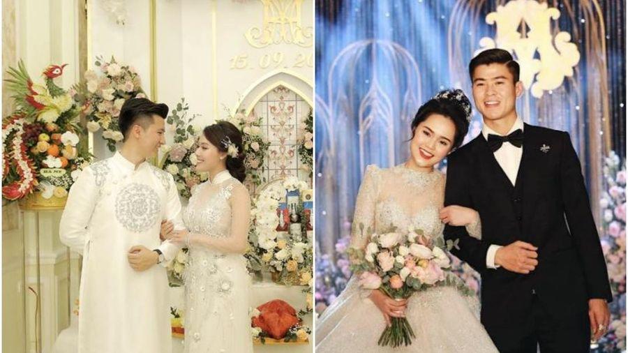 Sau đám cưới cổ tích: Quỳnh Anh, Thu Hương hạnh phúc đón con đầu lòng, Âu Hà My tố chồng phụ bạc đến sẩy thai