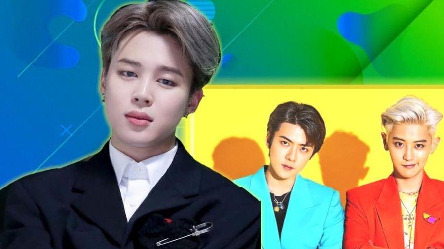BXH thương hiệu thành viên boygroup Kpop tháng 8/2020: EXO-SC vụt khỏi top3, Jimin (BTS) chuẩn bị giữ vững #1... suốt 2 năm
