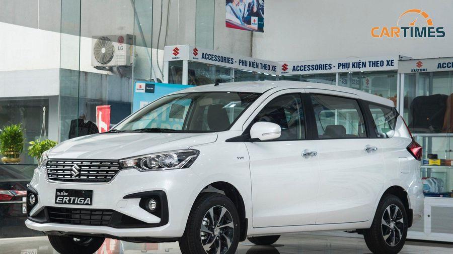 Bảng giá xe Suzuki tháng 8/2020: Ưu đãi hấp dẫn kỷ niệm 25 năm gia nhập Việt Nam