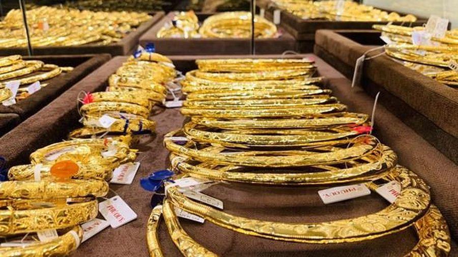 Giá vàng đảo chiều giảm hơn 1,5 triệu đồng/lượng
