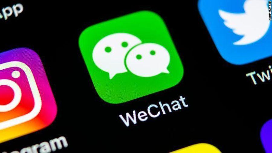 Lượt tải WeChat, Signal ở Mỹ tăng đột biến