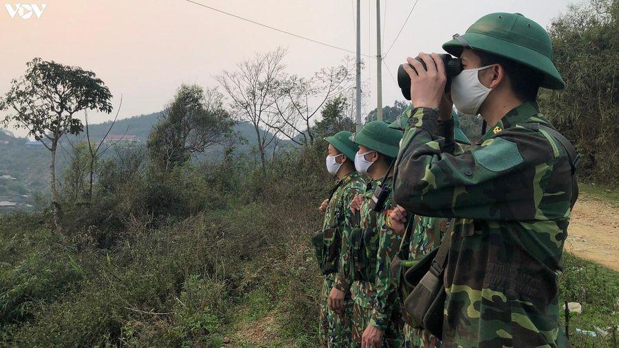Vững vàng trên tuyến đầu phòng chống dịch nơi biên giới Sơn La