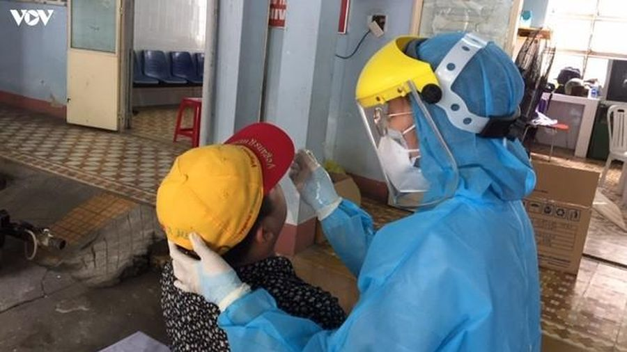 Truy vết Covid-19 ở Đà Nẵng: Sự hy sinh không thể đong đếm