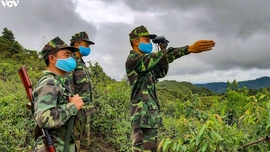 Những 'lá chắn kép' trên tuyến biến giới Điện Biên