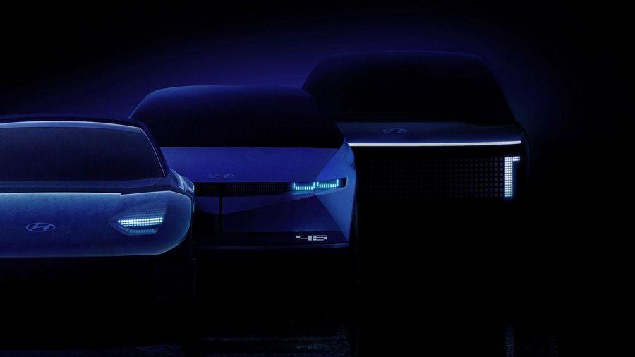 Hyundai ra mắt thương hiệu xe điện - Ioniq
