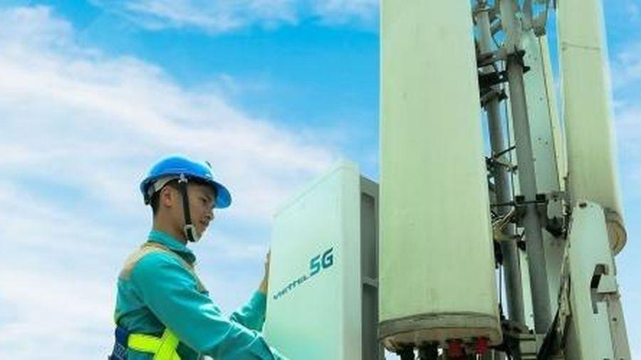 Gia hạn thử nghiệm 5G cho Viettel và MobiFone