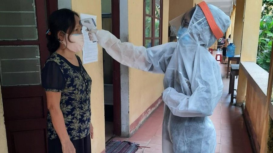 Giáo viên mắc COVID-19 ở Quảng Nam là mẹ của bệnh nhân 842