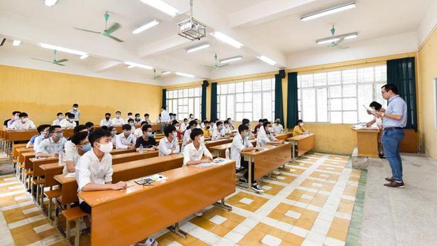 Hơn 5.600 thí sinh hoàn thành bài kiểm tra tư duy vào Trường Đại học Bách khoa Hà Nội