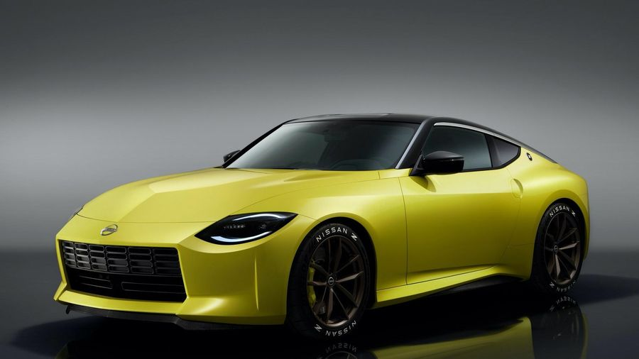 Nissan trình làng Z-car thế hệ mới