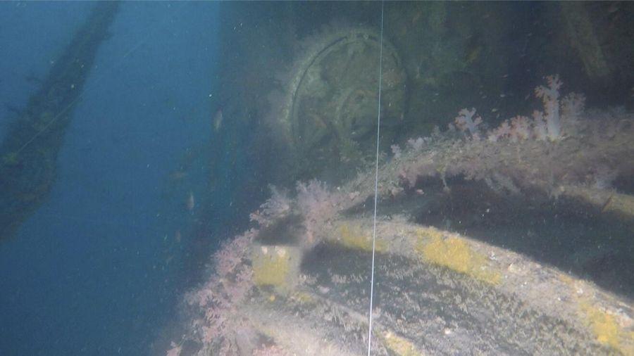 Tìm thấy xác tàu ngầm Mỹ từ Thế chiến II ở eo biển Malacca