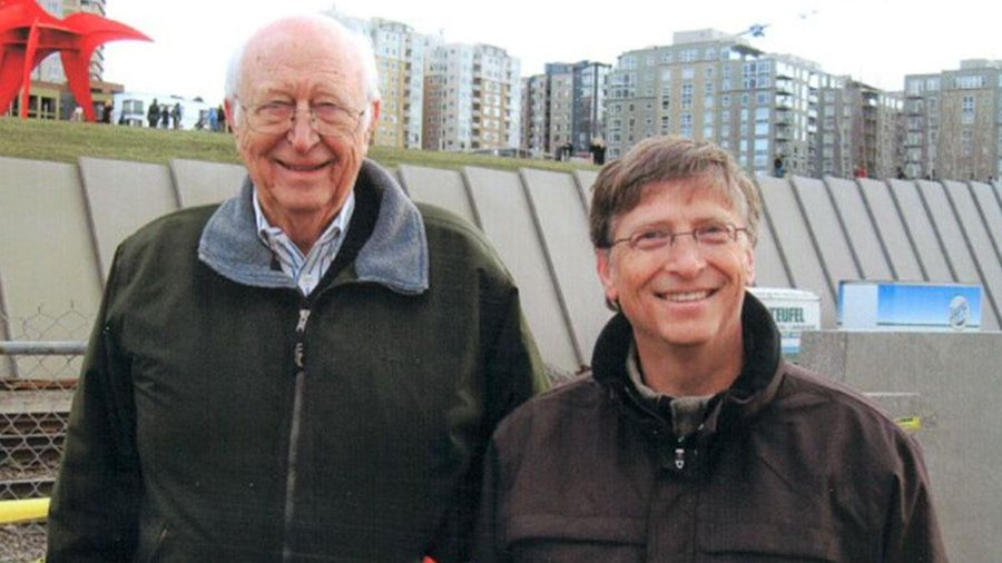 Dòng tâm sự của Bill Gates về người cha quá cố