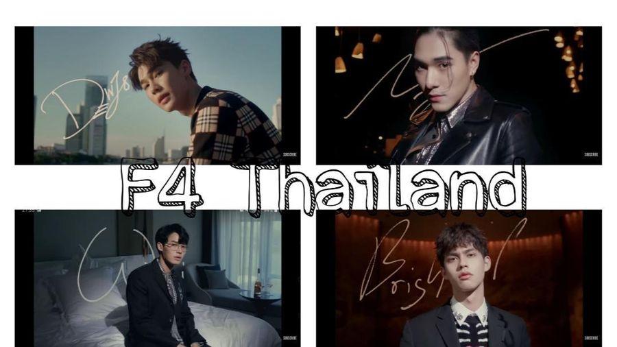 F4 Thái Lan lộ diện: Bright - Win từ 'người tình đam mỹ' thành 'đối thủ ngôn tình', nữ chính mới toanh