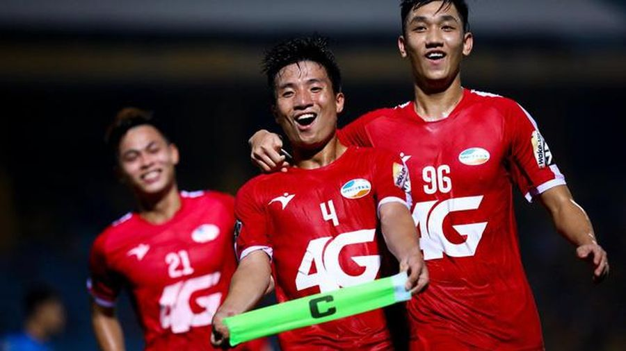 Bán kết Cúp Quốc gia: Câu lạc bộ Viettel vào chung kết