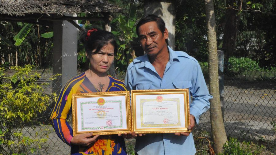 Hậu Giang: Một gia đình hiến 9.000 m2 đất xây trường học