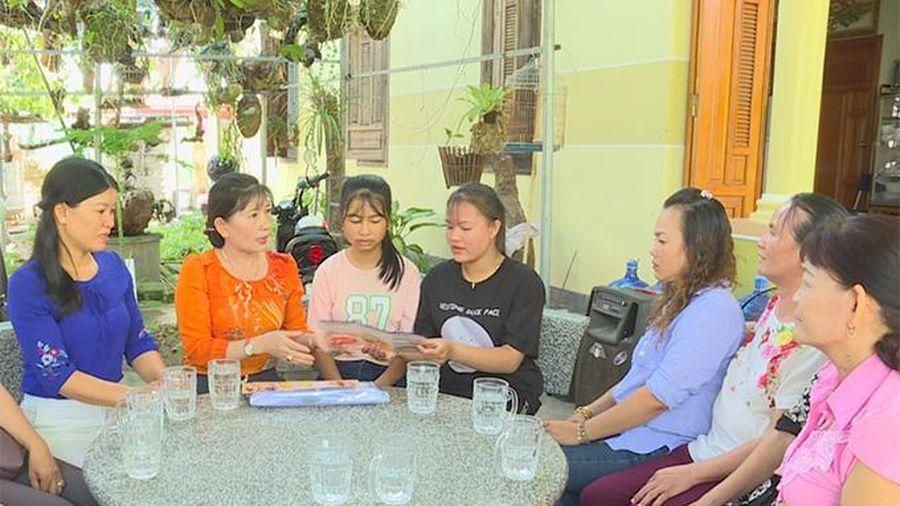Cam Lâm: Tăng cường chăm sóc sức khỏe vị thành niên