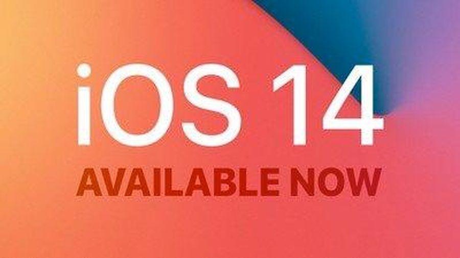 Đã có thể tải về iOS 14 và iPadOS 14