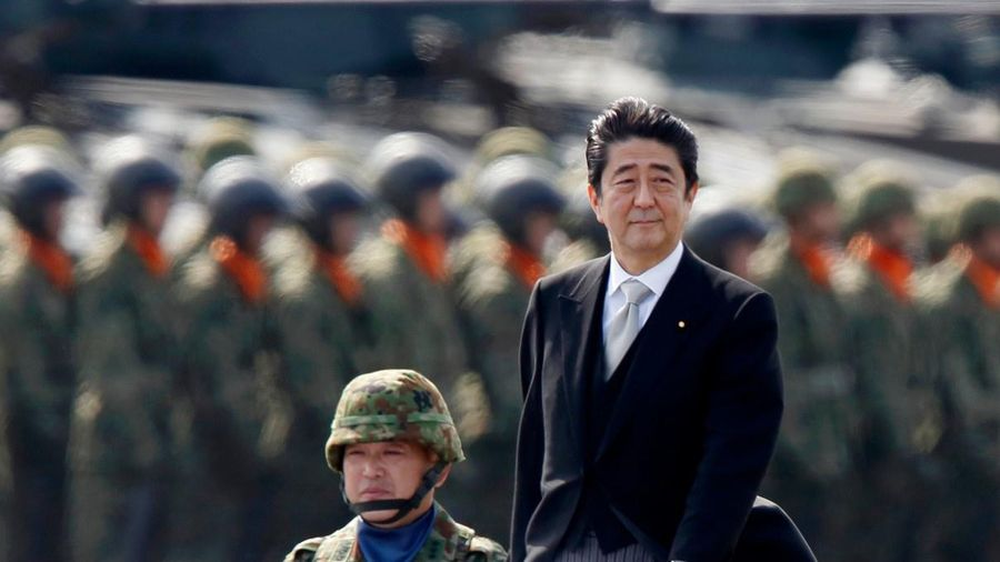 Đề xuất bước ngoặt của ông Abe trước khi từ chức