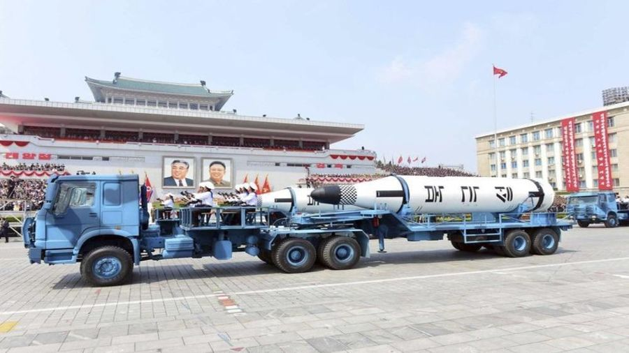 Triều Tiên có thể sớm tiến hành vụ thử tên lửa đạn đạo phóng dưới nước đầu tiên