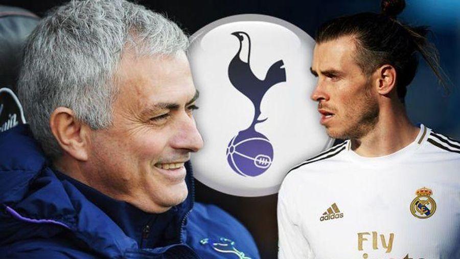 Bale trở lại Tottenham với phí 13 triệu bảng, lỡ đại chiến với MU