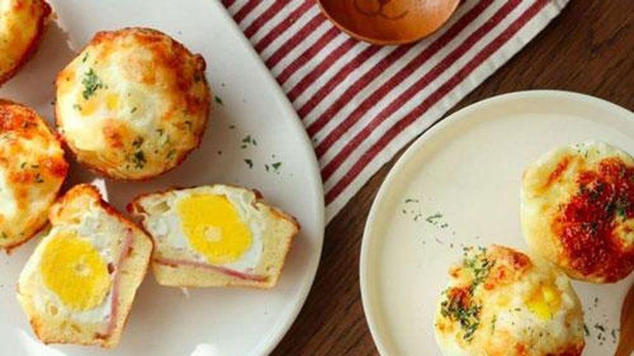 Làm bánh trứng Hàn Quốc thơm ngon cho các bé yêu