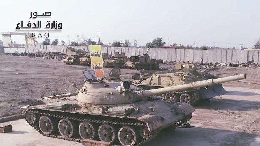 Quân đội Iraq chuẩn bị 'gọi tái ngũ' hàng loạt xe tăng T-62?