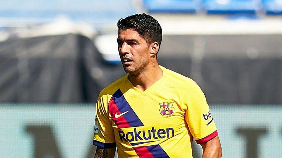 Chuyển nhượng: GĐKT Barca bỏ ngỏ về tương lai của Suarez