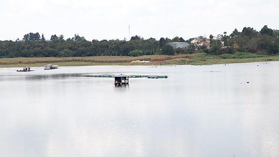 Nguồn nước phục vụ sản xuất ở huyện Cẩm Mỹ: Thiếu trầm trọng