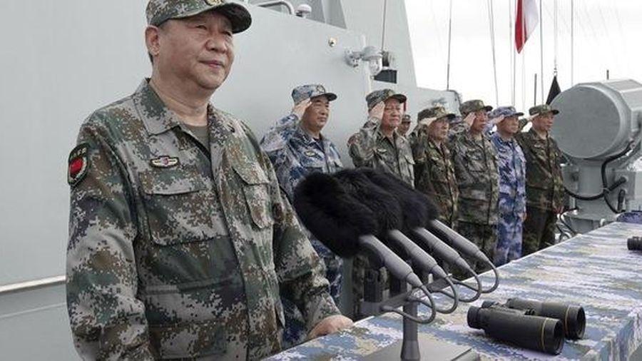 Kế hoạch khủng mở rộng Hải quân Mỹ bất ngờ bị coi là 'động lực' cho quân đội Trung Quốc