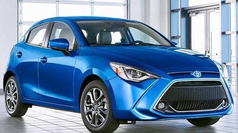 Toyota Yaris thế hệ mới sắp về Việt Nam đạt chuẩn an toàn như thế nào?