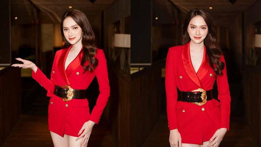 BLACKPINK biến áo thành váy được khen tới tấp, Hương Giang thì chỉ thấy nguy cơ 'lộ hàng'